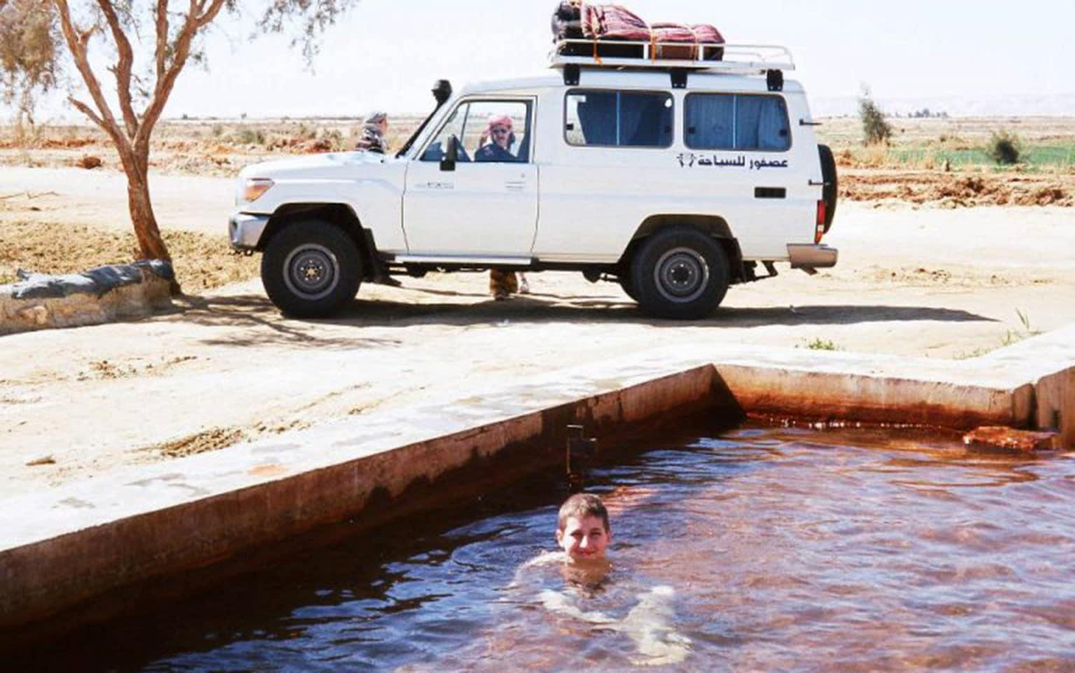 Désert Blanc et désert égyptien | Voyage Egypte | Oasis Égypte