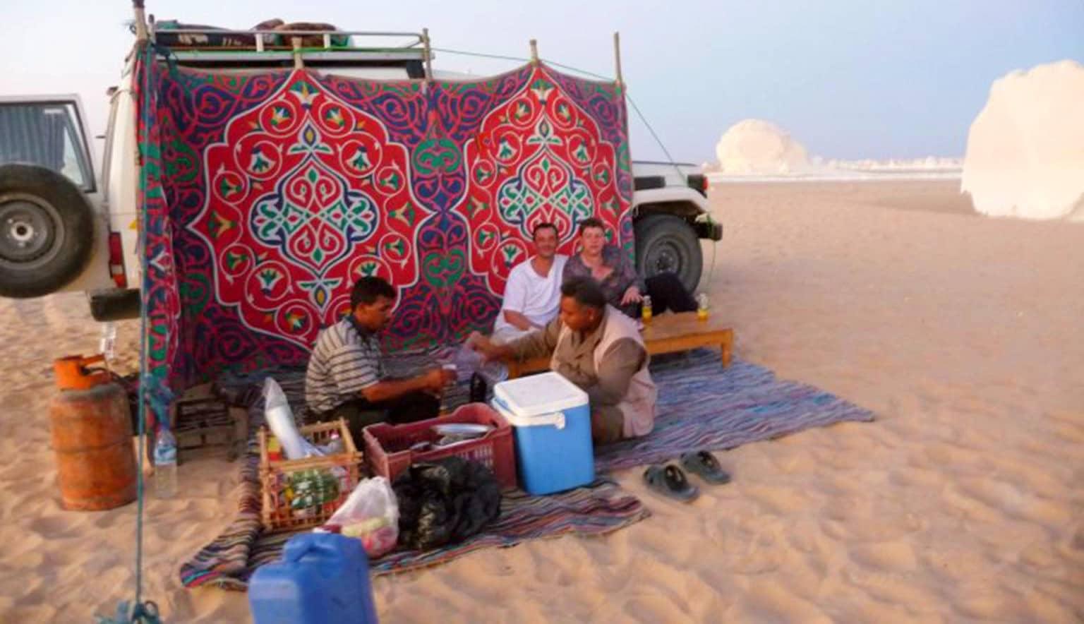 Vacances en Egypte sur mesure I Laurent Guerreiro Juillet 2008