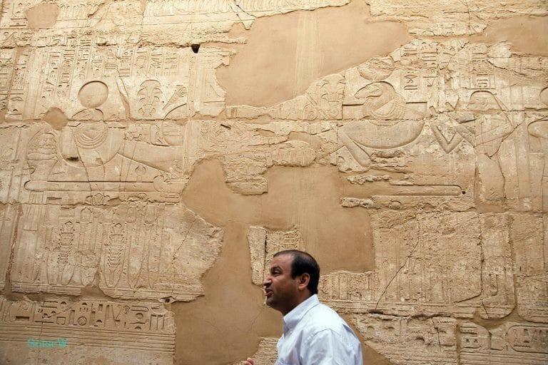 Voyage Egypte Croisière sur le Nil I Alain Mollet et la famille