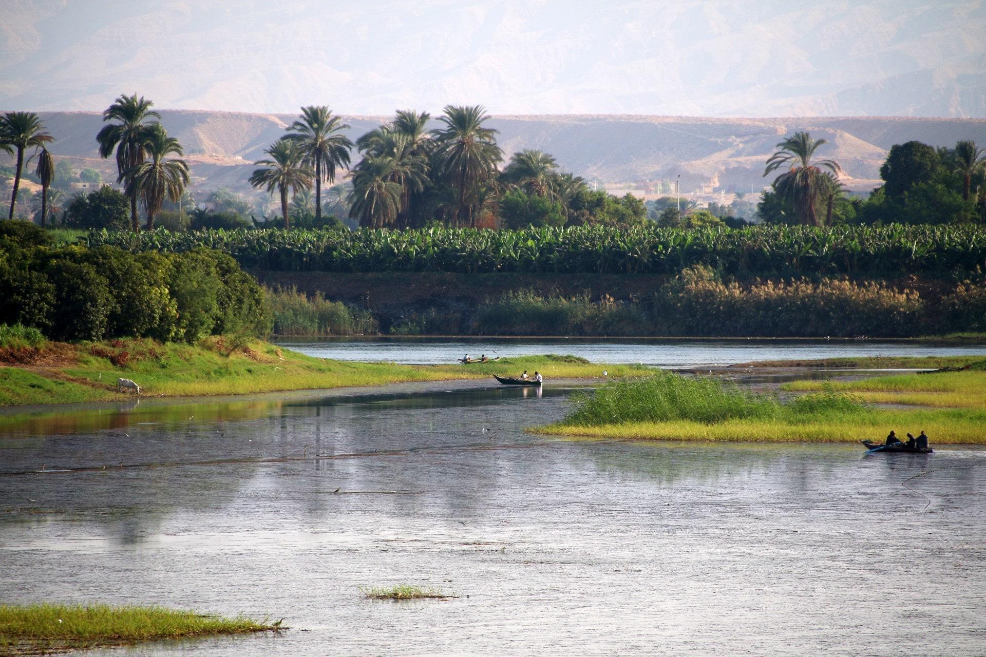 Circuit Egypte touristique I Dounia & la famille Octobre 2010