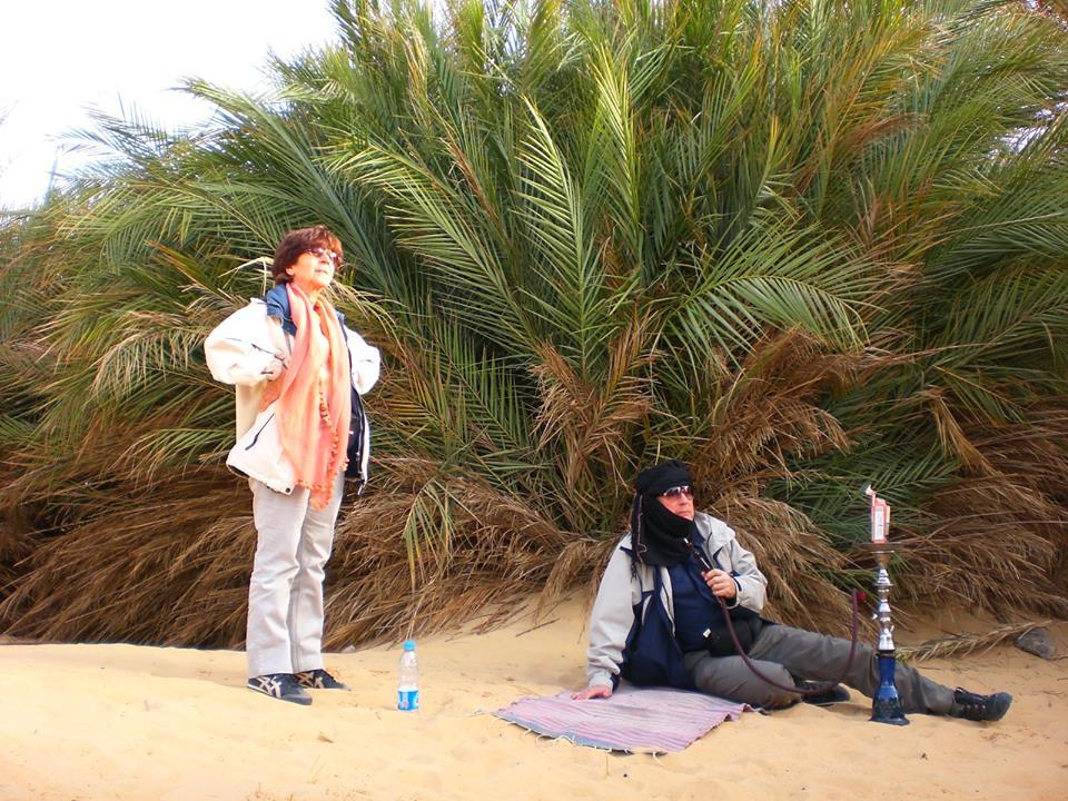 Voyage Egypte autrement I Isobel – St-Cergue Janvier 2012