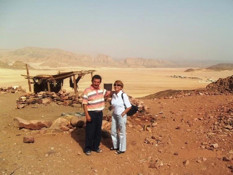 Voyage le Sinaï   Qui est d'une gentillesse à toute épreuve