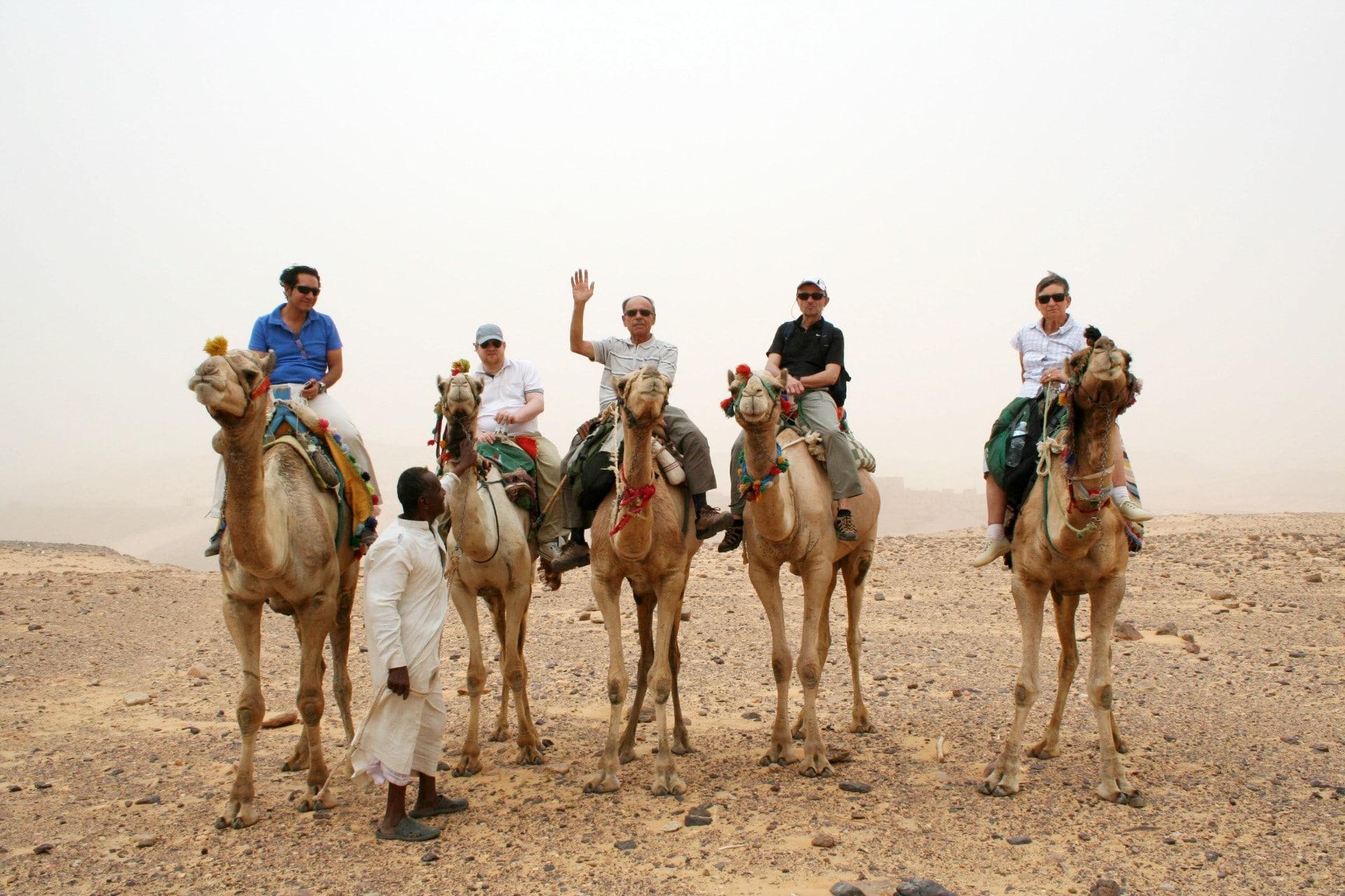 Egypte Circuit I Michel et Maryse Arnault Mars 2012