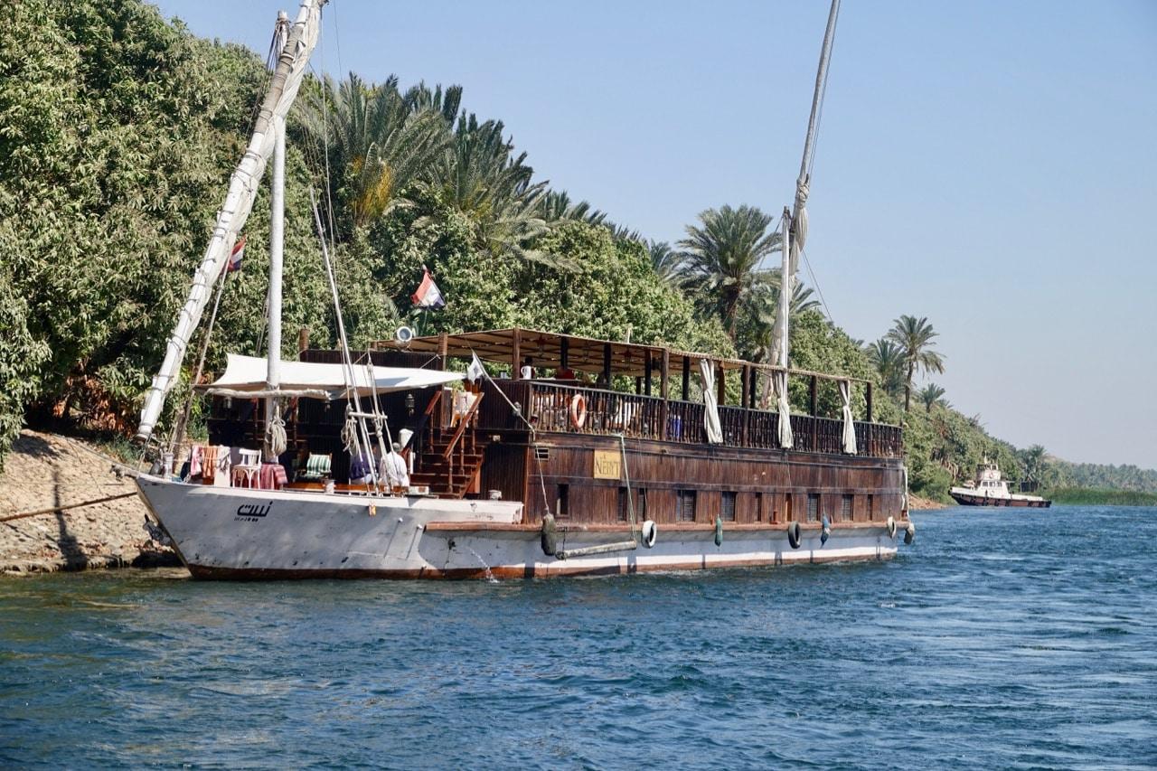 Croisière Dahabeya sur le Nil | J'ai l'habitude de voyager seule