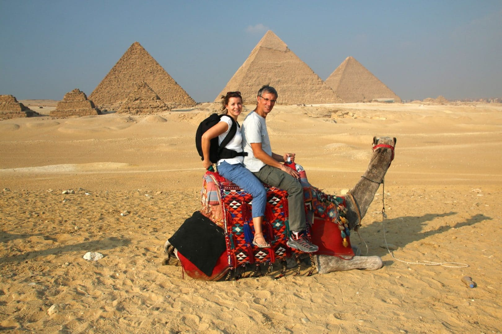 Voyage organisé l'Égypte . Du Caire à Abu Simbel