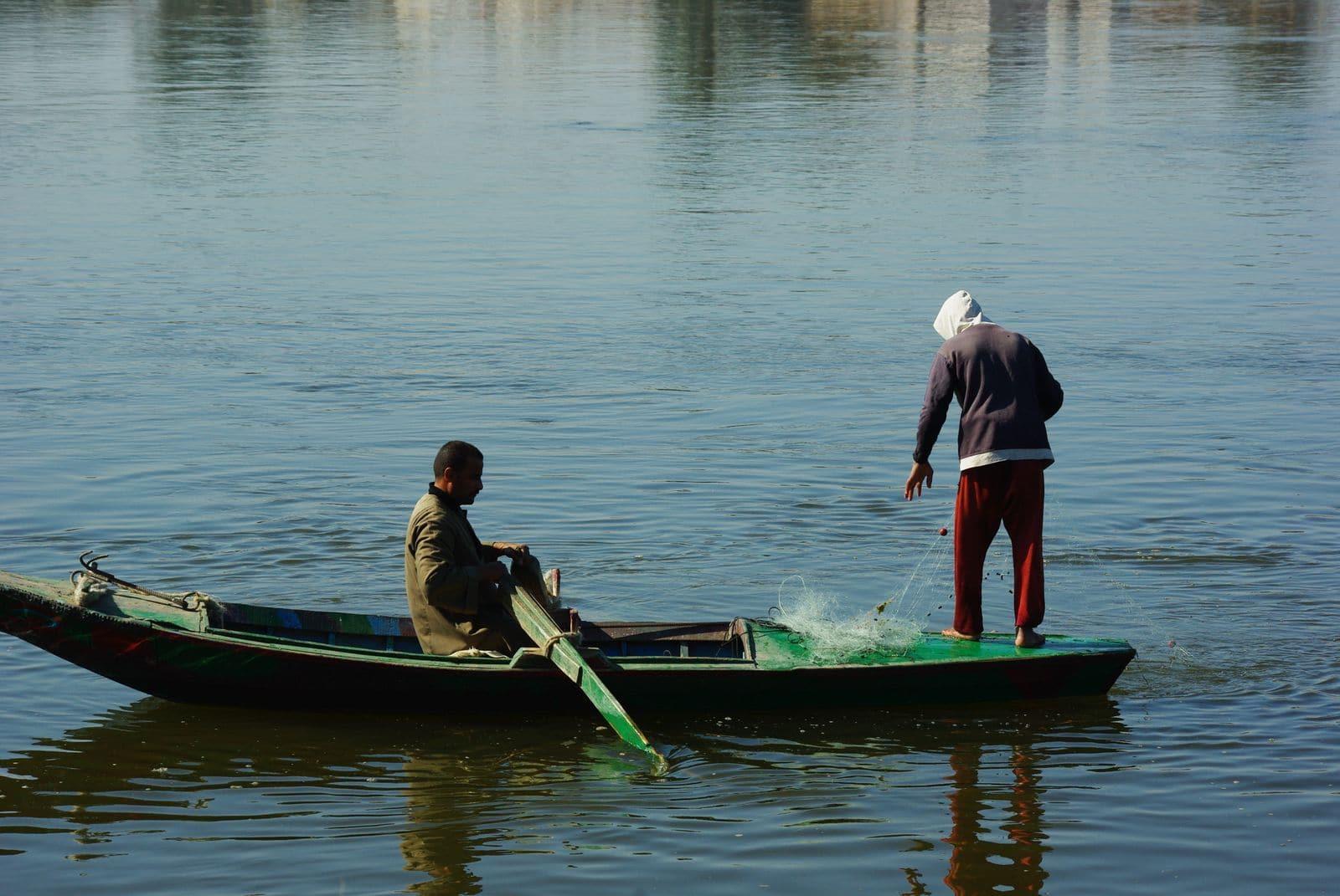 L'Egypte autrement: Scènes de la vie quotidienne en Égypte.
