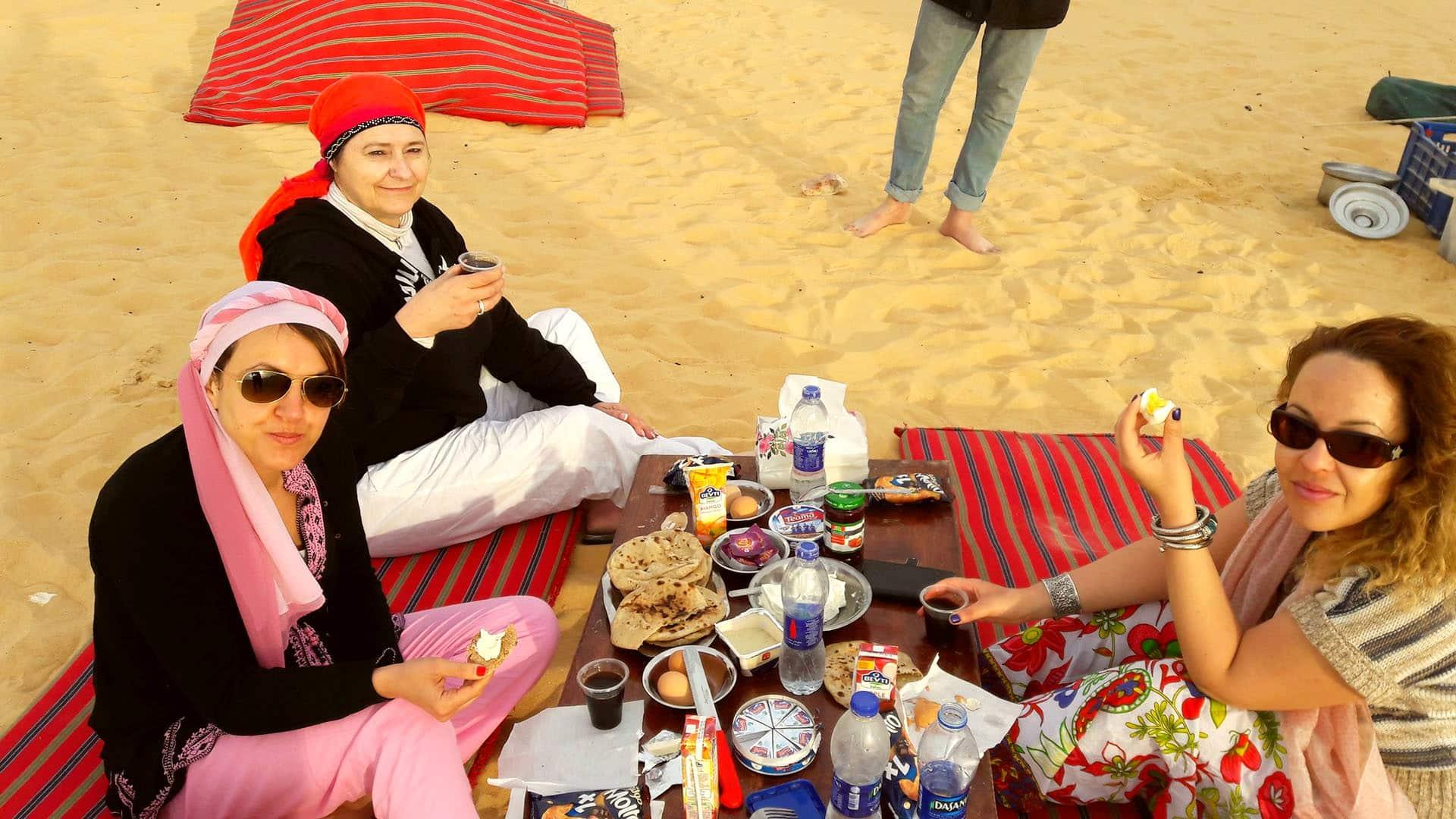 Egypt excursion Désert Blanc | Je ne regrette absolument pas mon choix.