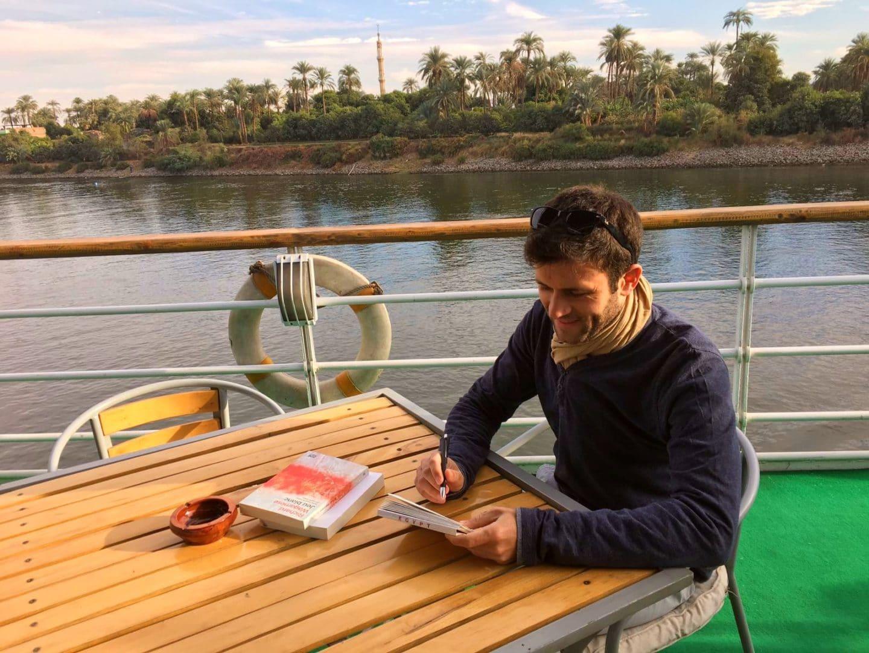 Croisière sur le Nil de luxe I Julie et Julien Vergeot Décembre 2018