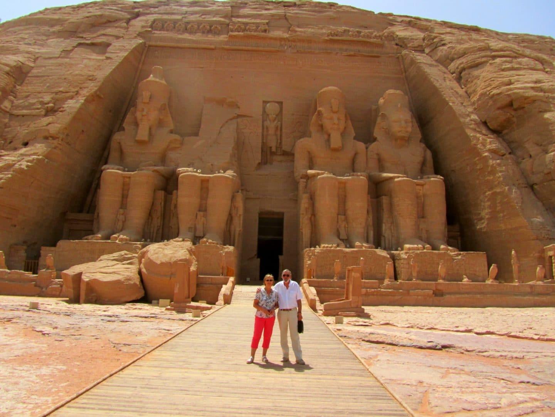 Voyage Egypte luxe - Nous vous remercions pour l'organisation de notre voyage