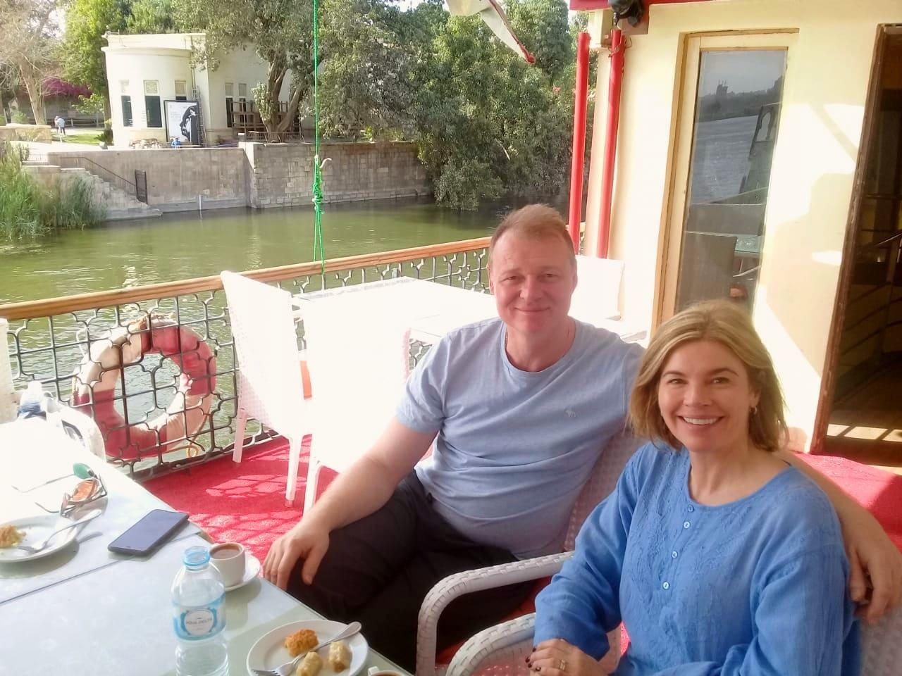 Croisière le Nil et le Lac Nasser   Nous revenons enchantés de notre voyage