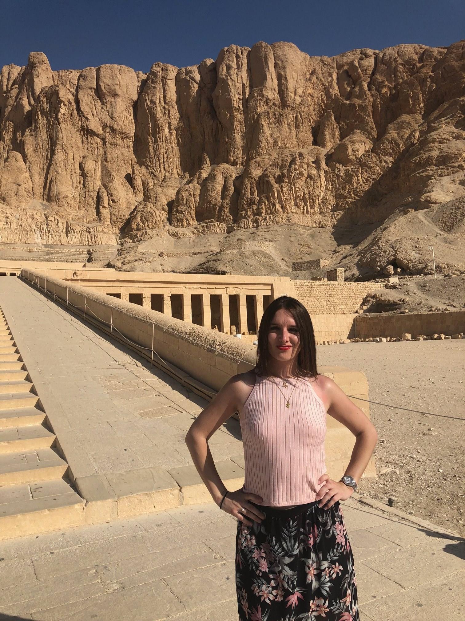 Croisière Nil Egypte - Marie COÏC Juillet 2019