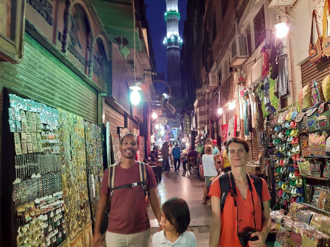 Nous sommes partis avec Terra Trips pour Circuit touristique egypte et nous sommes ravis de ce choix