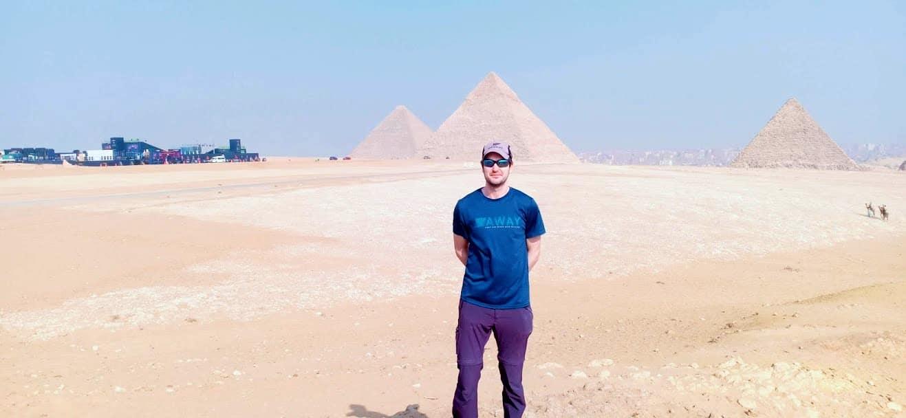 Je recommande chaudement les services de cette agence pour les Excursions le Caire.