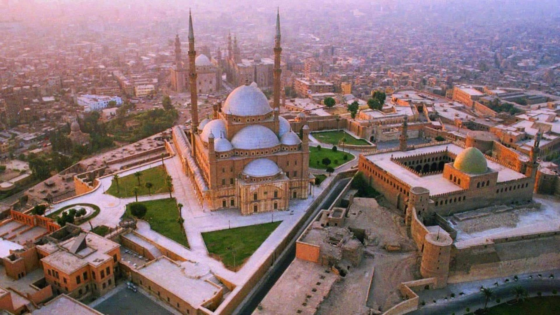 Excursions au Caire - jour 4