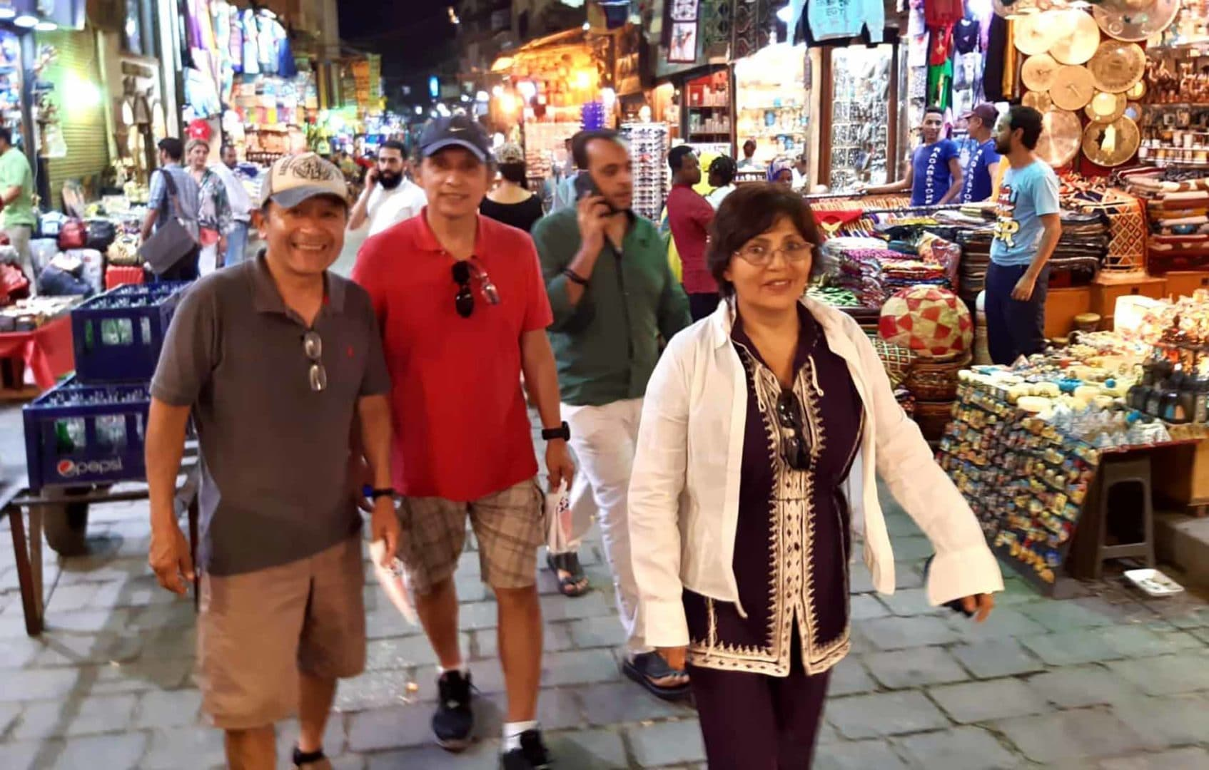 Excursions le Caire et Louxor et Assouan