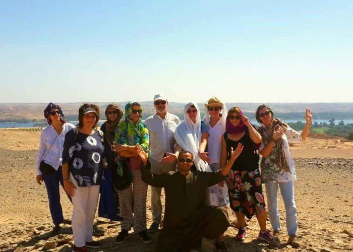 Croisière en felouque sur le Nil