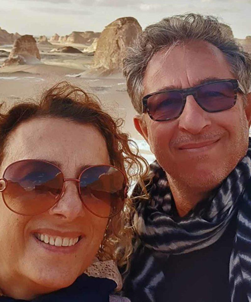 Désert Blanc Égypte et les Oasis