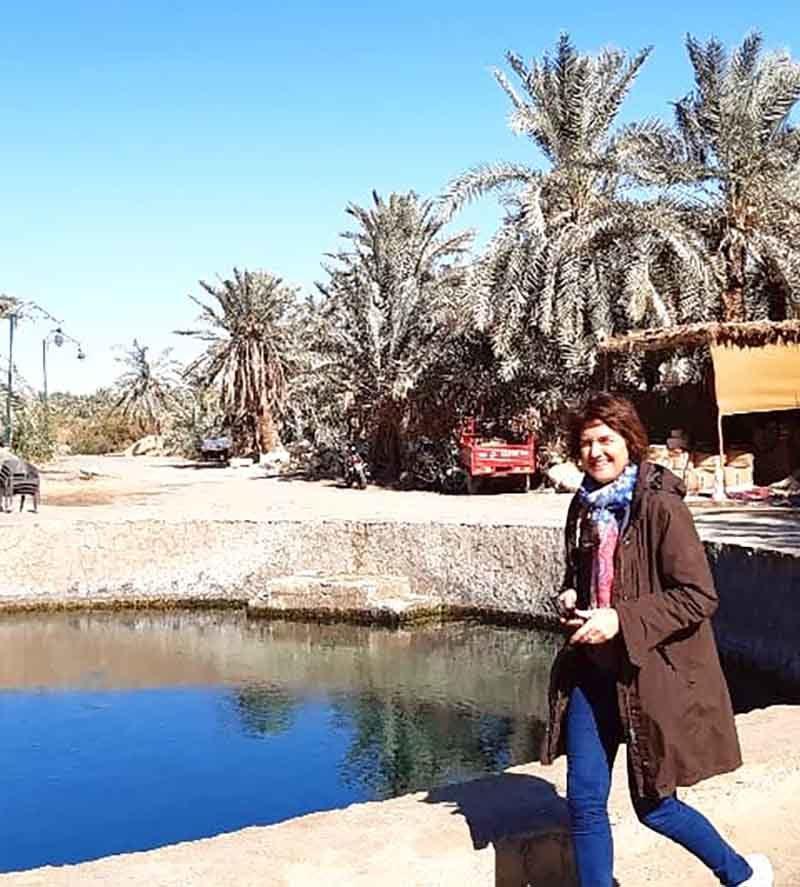 Le Caire et Alexandrie et Oasis Siwa