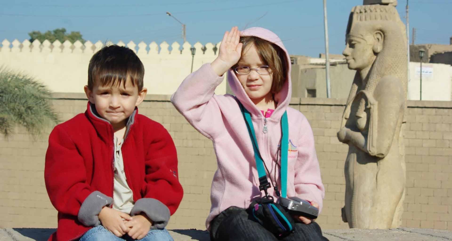 Voyage la Moyenne Egypte