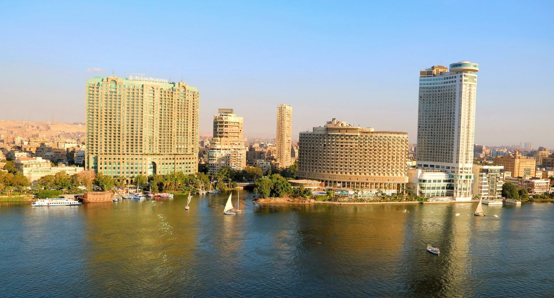 Voyage de luxe Egypte - Photo principale