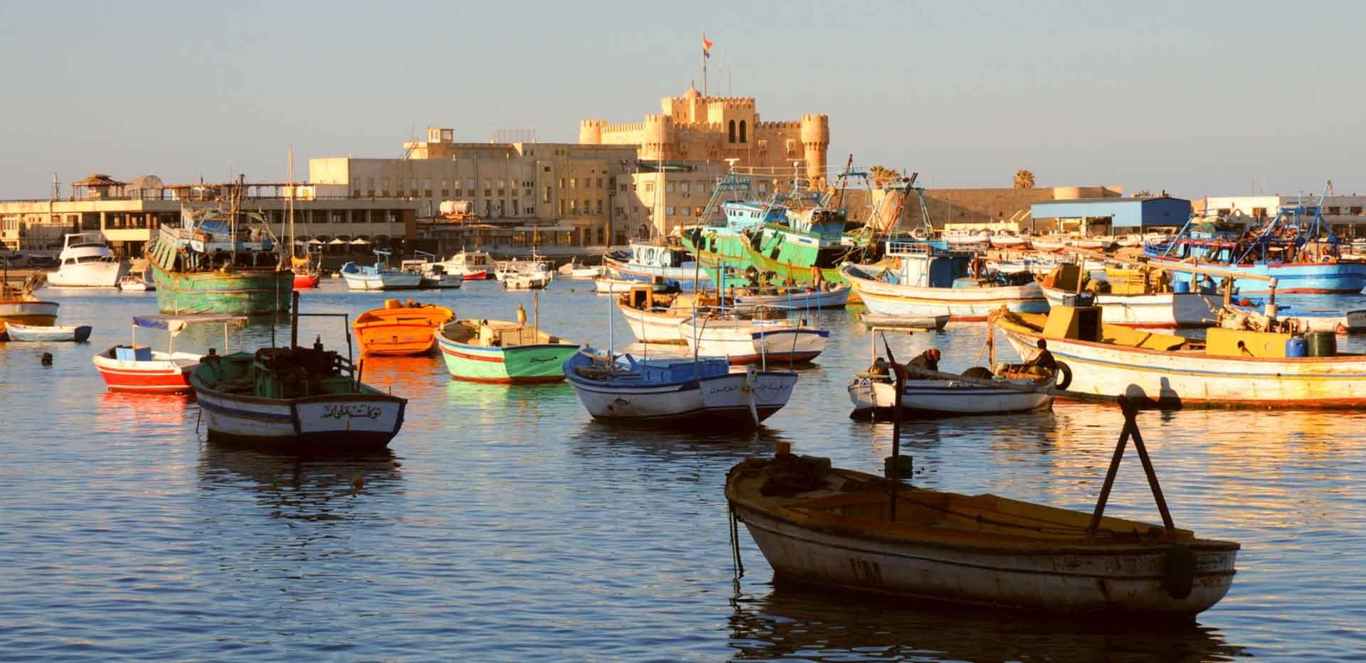 Excursions Alexandrie depuis le Caire I Gisèle Hagmann Septembre 2009
