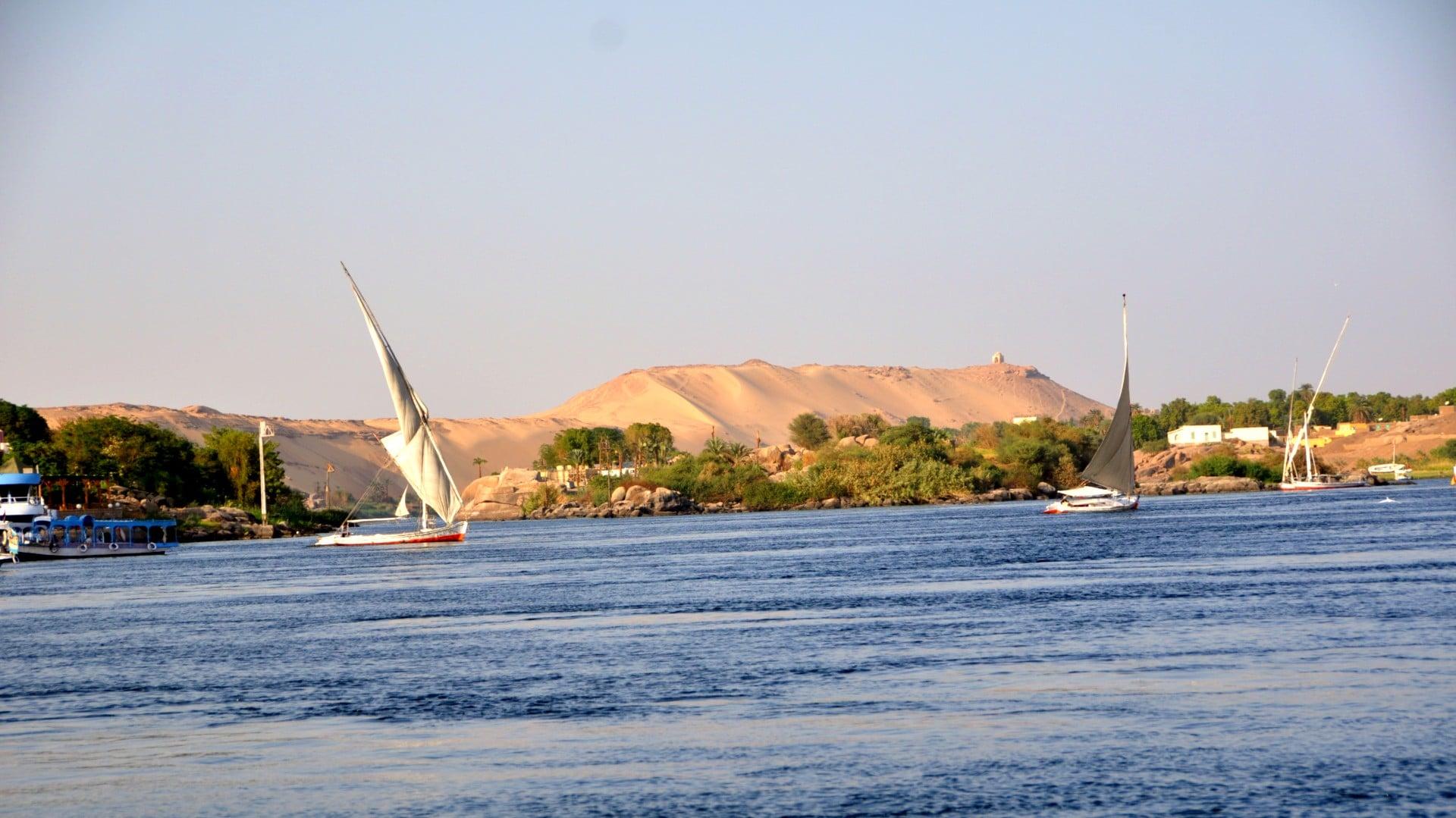 Croisière sur le Nil en felouque - Pohto principale Qui sommes nous