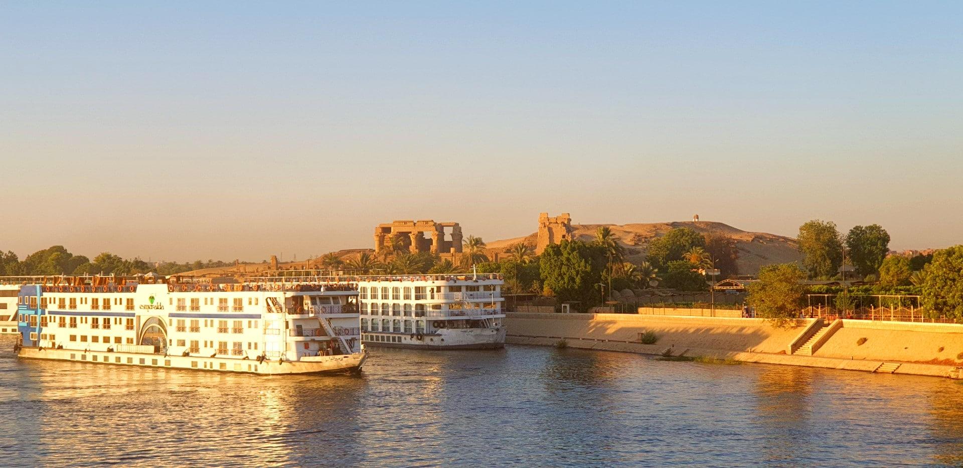 Quand partir en croisière sur le nil ? en Egypte.