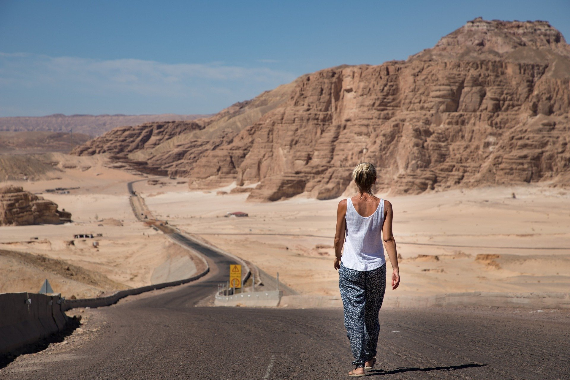 COMMENT VOYAGER SEUL EN ÉGYPTE