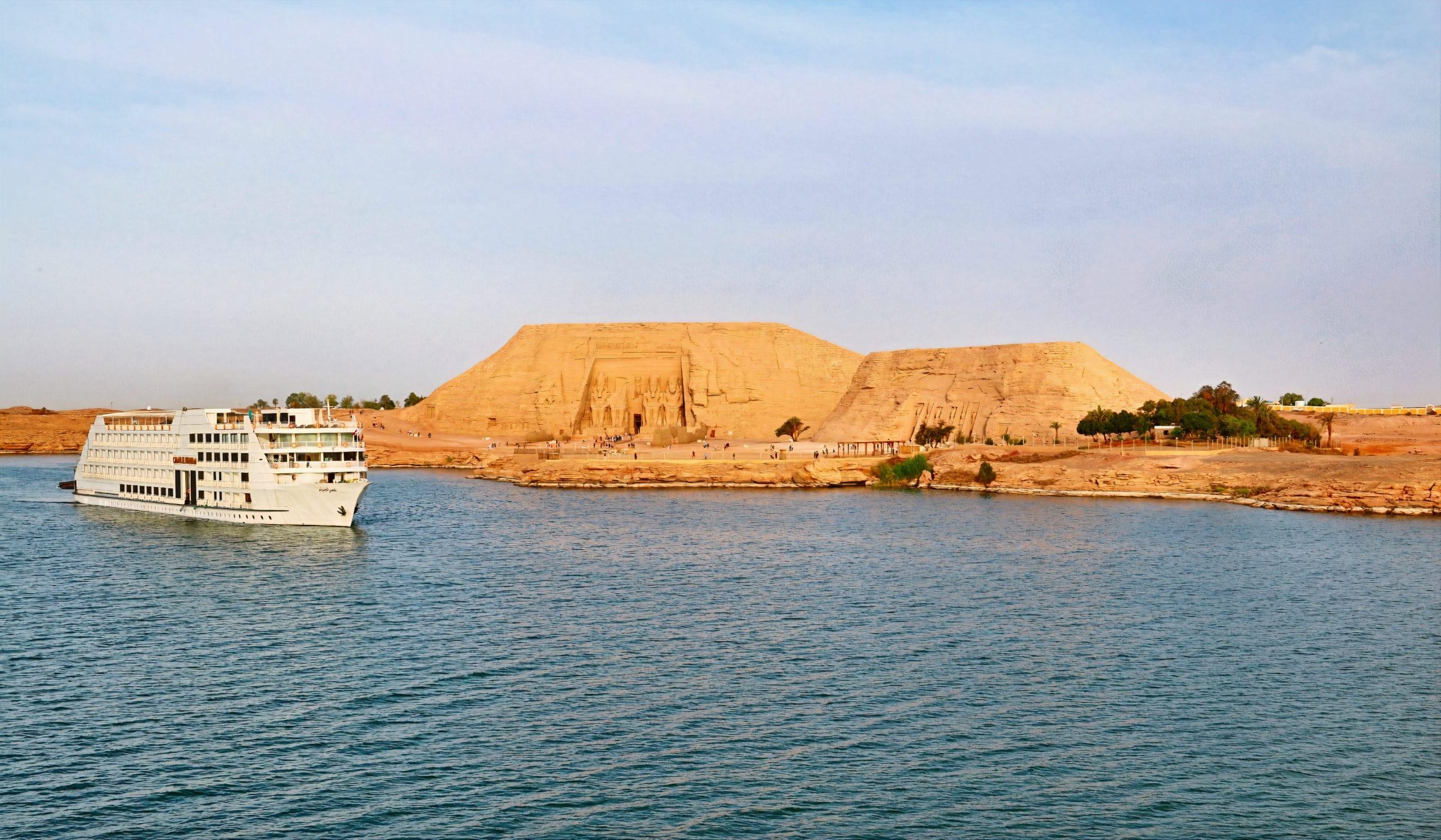 Croisière sur le Lac Nasser photo principale